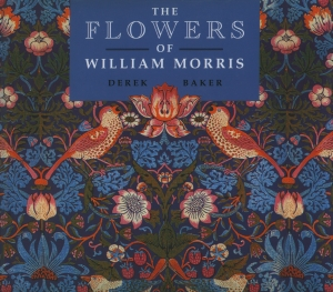 The Flowers of William Morris book cover
