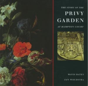 The Privy Garden at Hampton Court book cover